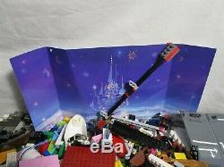 10 lbs Bulk Lego Loose Parts & Pieces Lot with Vintage Ship Boat Parts ++ #PC