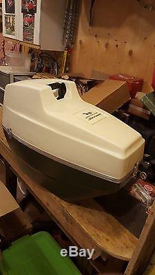1967 Johnson Fold Lite Antique Classic Outboard Motor
