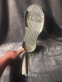 1977 Kona Jet Boat foot throttle gas pedal Vintage Jet Boat Parts Super Rare