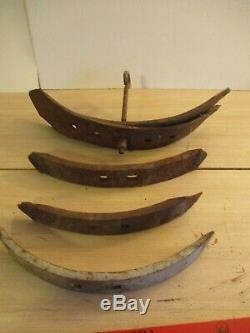 5 Vintage Cultivator Shovels Shovel Tool Parts 1 John Deere Boat Anchor