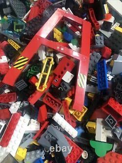 6kg LEGO Mixed Bricks Bundle Technics Plane Boat Vintage spares Parts Joblot