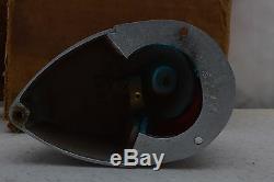 Algonac Foundry Bow Light W 221 NOS Classic Vintage Wood Boat Chris Craft -321