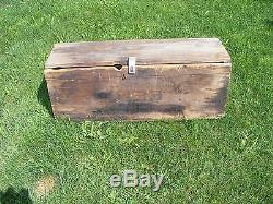 Antique Elto Outboard Boat Motor Box Crate