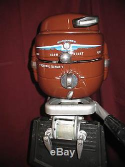 Antique classic vintage outboard motor