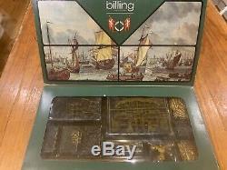 Billing Model Boat Parts Denmark Vintage As New