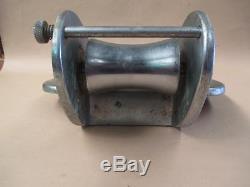 Bow roller, marine bronze, large boat, cruiser, Woodstock 130, vintage