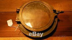Bronze Porthole Vintage