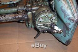Champion outboard motor 1940 1941 Kingfisher 3hp virgin runs
