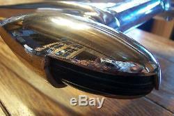 Chrome Vintage Antique Boat Bow Light Attwood very nice original rare