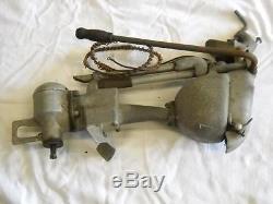 Clarke Engine Co. Troller Vintage