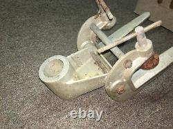 Cosom Vintage Boat Motor Mount Used For Parts Rust