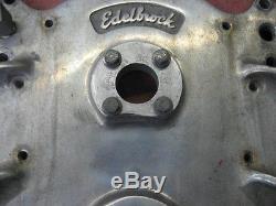 Edelbrock Vintage v-drive 396-454 chevy motor mount front