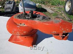 Evinrude Johnson 35 40 outboard motor jet drive Vintage Nice! LQQK