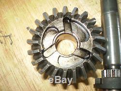 Evinrude/johnson lower unit gear set 25 hp vintage