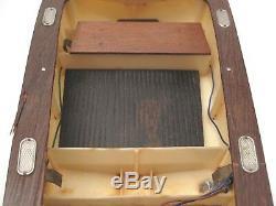 FLEETLINE Vintage Model Speedboat Boat The Dolphin No Motor, For Parts