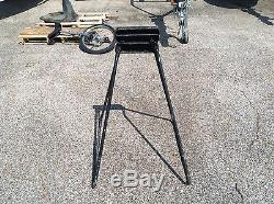 GALE VINTAGE OUTBOARD MOTOR STAND