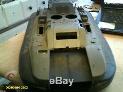GI Joe Cobra Killer Whale hovercraft 1984 Boat NEEDS PARTS. 3 ADDITIONAL VTG VEHI