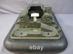 GI Joe WHALE HOVERCRAFT with CUTTER FOR PARTS 1984 Vintage Hasbro