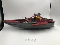 Gi Joe ARAH COBRA Moray Hydrofoil 1985 Vintage Boat VEHICLE Parts Lot Starter