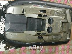 Gijoe Cobra ARAH vintage Killer Whale W. H. A. L. E. Top/bottom boat parts 1984