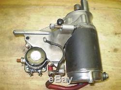 Johnson/evinrude vintage electric starte, 25, 35 hp