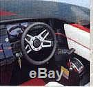 Larson Boats Senza 210 LX Vintage Dash Gauge Panel 1988 1989 New