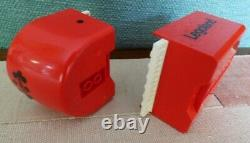 Lego 146c01 Red Boat Hull Parts 1978-82 Fire Ship Set 316 775 4025 You Choose
