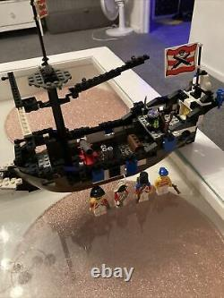 Lego 6271 Imperial flagship pirate sail boat parts, vintage, Figures Spares