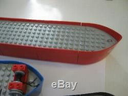 Lego BOAT HULL Parts lot from Vintage Sets 4015 4025 4005 316