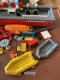 Lego City Fire/Rescue boat 7906-Removable Propellor/engine Float Parts Spares