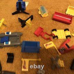 Lego Spares Plane ConstruCtion Boat Parts Bundle Lot