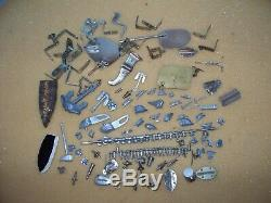Lot Misc. Vintage Toy Boat Parts