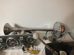 Lot of Vintage Boat Parts Power Boat Various Parts
