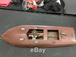 Mc Coy 60 withvintage tether boat gas powered tether race car parts Cox