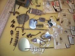 Misc. Vintage Toy Boat Parts