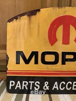 Mopar Parts Accessories Wall Decor Gas Oil Car Vintage Style Dodge Garage Tool