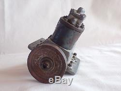 Old Vintage Engine H E Boucher Boat Steam Engine & Boiler Fix Parts