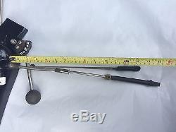 Outboard Motor Tiller Arm Assembly / Handle /Shift /Throttle /Vintage Mercury