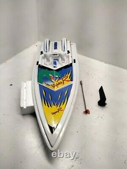 PARTS/REPAIR Kyosho Viper-R High Performance Sports Boat Vintage Remote Contol