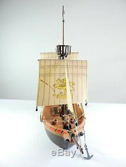 PLAYMOBIL Pirate Ship #3053 INCOMPLETE boat Geobra vintage 1978 sail PARTS sea