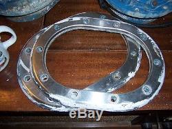 Pair Vintage Morse Type C Chris Craft Boat Docking Lights
