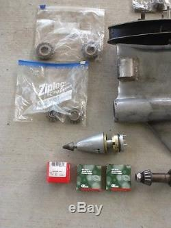 RACING Outboard Super Speed Master In Parts Lower Unit Vintage Mercury Race