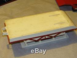 Rare-vintagecollectible1963 Tonka-house Boat/houseboattrucks/trailersparts