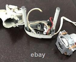 Rare Vintage Japan Kirkhaefer Mercury Mark 78R Toy Boat Motor, Many Nice Parts