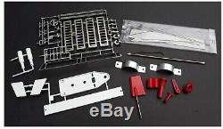Restoring an MRC / Acoms Excalibur 40 Hawk Vintage RC Boat Parts new from kit