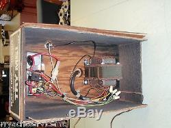 Searchlight Spot Vintage Jabsco Itt Ray Line Display Remote Control 12v