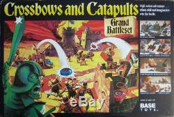 SPARE PARTS for VINTAGE CROSSBOWS AND CATAPULTS BOARD GAME 1983 ACTION GT