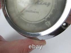 Sea King Boat Speedometer Parts/Repair/Restore Montgomery Wards Part Vintage