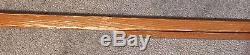 Sunfish 70's vintage original equipment mahogany rudder and tiller assembly