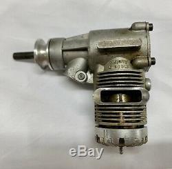 Used Vintage Webra Motor 50 RC Parts Muffler Box Model Plane Engine Car Boat Old